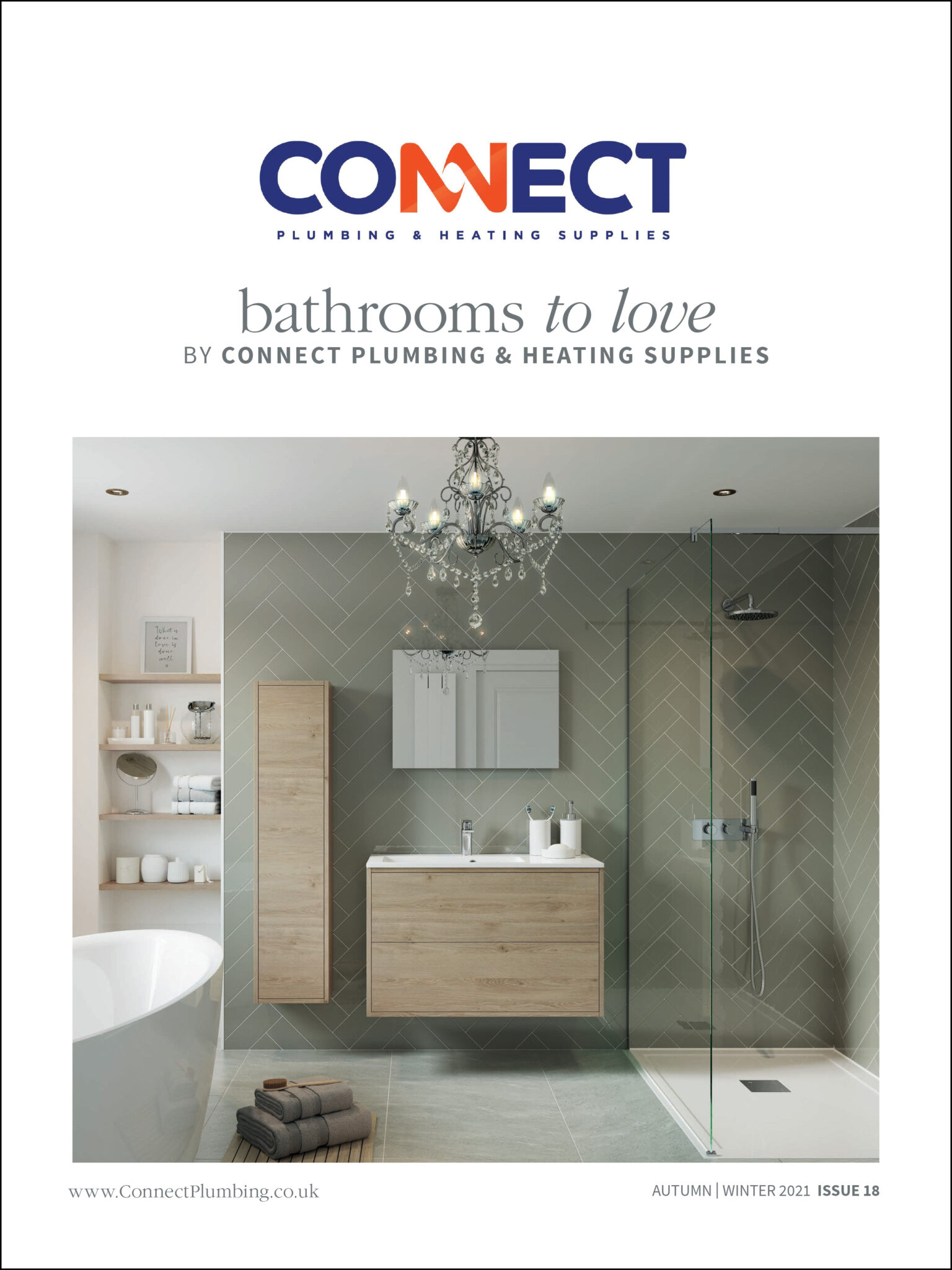 Bathrooms to love